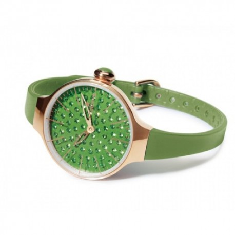 Hoops Orologio Chérie Gold Rosa