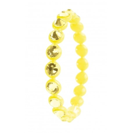 Ops!Objects Bracciale Crystal Viola